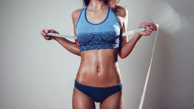 addominali donne allenamento