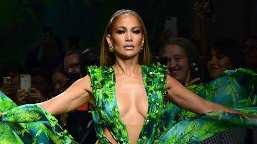 Allenamento breve Jennifer Lopez